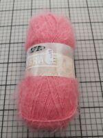 King Cole Embrace 2238 blush pink DK double knit yarn 100g ball
