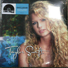 Taylor Swift ‎– Taylor Swift Clear & Turquouise Vinyl 2LP