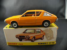 Dinky toys F nº 1451 renault r17 ts new in box 1/43 made in spain