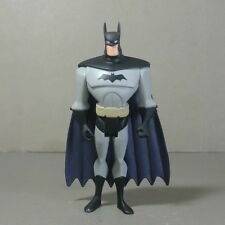 Super Hero DC Universe JUSTICE LEAGUE UNLIMITED Batman Black Collection FIGURE