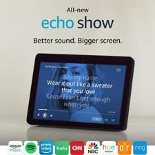 Amazon Echo Show (2nd Gen) Smart Assistant - Charcoal  - 1 Year Warranty!