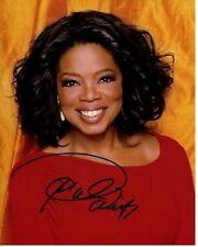 OPRAH WINFREY signed autographed photo (2)