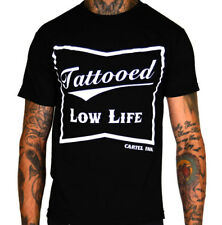 Tattooed Low Life by Cartel Ink