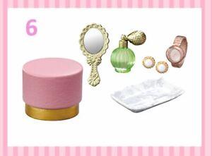Re-Ment Miniature Petit Cosmetic MAKEUP Dresser 700yen rement No.06
