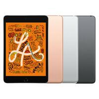 Apple iPad Mini 5th Gen (2019) - 64GB / 256GB - Wi-Fi + LTE - 7.9in - All Colors