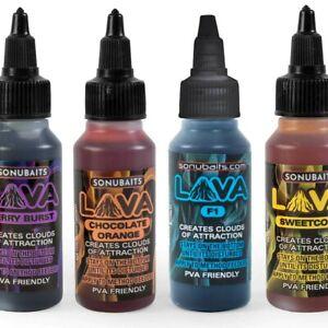 Sonu Baits Lava Liquids (50ml) *Multibuy Discount*