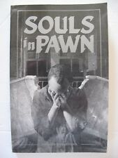 George Hatch [Ed.] – SOULS IN PAWN (1992) – Horror Stories