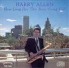 HARRY ALLEN-HOW LONG HAS THIS BEEN GOING ON?-JAPAN CD Ltd/Ed C65
