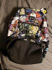 Vans x Disney Nightmare Before Christmas Snag Plus Backpack Jack NWT 2019 RARE