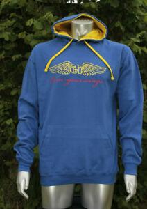 Hoodie für GT Fahrer Zaskar LE Avalanche BMX Lobo DH Gr: M
