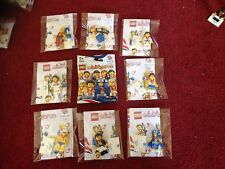 LEGO Minifigures Team GB (8909)