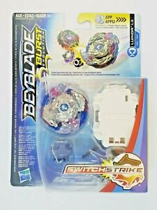 LUINOR L3 Hasbro Beyblade Burst Evolution SwitchStrike Starter Pack