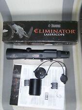 Burris Eliminator Laser Rangefinding Rifle Scope 4-12x 42mm  Nice