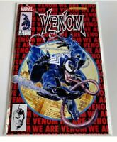 Venom 1 Red Variant Cover By Mike Mayhew. Todd McFarlane Cover Swipe NM