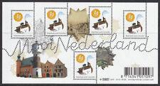 NVPH nr.2564 blok Mooi Nederland (31) 'Coevorden' 2008 postfris (MNH)