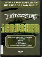 EARACHE RECORDS - iCrusher 1 - Various Music Videos DVD