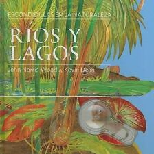 Escondidillas en la naturaleza: RÃos y lagos (Spanish Edition)