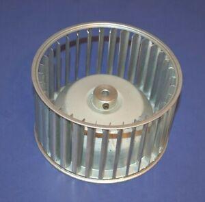 """Blower Motor Fan 5 3/4 x 3 7/16 x 5/16"""" Shaft Clockwise Rotation"""