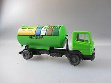 Wiking:MB Leergut -Container -LKW (PK)