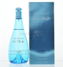 Cool Water By Davidoff For Women   Eau De Toilette 6.7 OZ 200 ML Spray