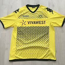 Borussia Dortmund BVB 2011/2012 VIVAWEST M. Götze Kappa Trikot | Sammlerstück