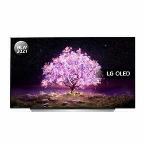"""LG OLED65C16LA 65"""" C1 4K Smart OLED TV with 5 Year Warranty"""