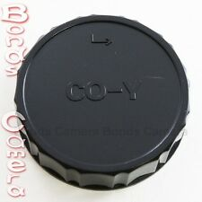 Rear Lens Cap Cover for Contax Yashica C/Y CO-Y Camera RTS 139 137 FX-1 FR FX-D