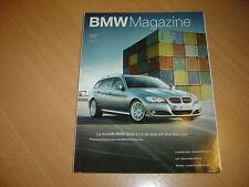 BMW Magazine spécial Nouvelle série 3 2008