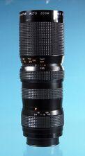 Exaktar auto zoom 85-210 mm/4.5 para m42 objetivamente lens objectif - (13118)