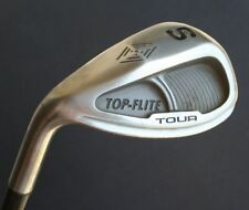 Left Hand Top Flite Tour Sand S Wedge Gold S300 Steel