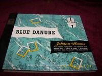 Blue Danube Strauss Waltzes 4 78 Set Ronnie Munro 1948