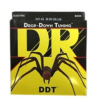 DR Bass Strings DDT Drop Down Tuning 65-125 Extra Heavy