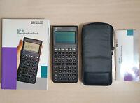 Hewlett Packard HP 48S, Scientific Calculator 32 KB, Taschenrechner #765