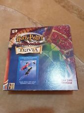 Harry Potter Chamber Of Secrets Trivia Board Game Vintage Retro Quidditch