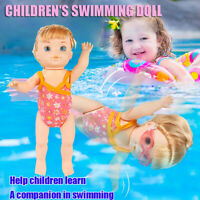 Water Fun Swimming Pool For Waterproof Electric Doll Best Gift Toys For Children
