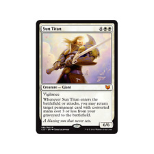 MTG Sun Titan NM - Commander 2015