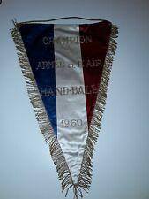 Fanion  Sportif Armée de l'air REGION AÉRIENNE/ HAND BALL 1960