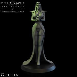 Ophelia by Bella Nacht