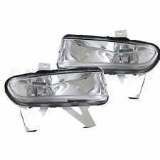 PEUGEOT 406 1999-2004 FRONT FOG LIGHT LAMPS 1 PAIR O/S & N/S