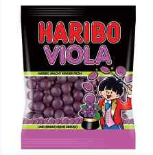 Made in Germany-Haribo VIOLA Licorice gummy bears--125g- SALLE , SALLE