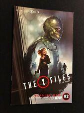 The X-files Case Files - Florida Man # 2 (A) - IDW