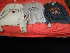 Vintage rare Negro league sweatshirts excellent pre owned. Monarchs/ highlanders
