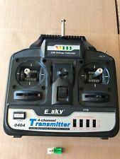 ESKY 0404 4-Channel Transmitter Digital Proportional Radio Remote Control 72MHz