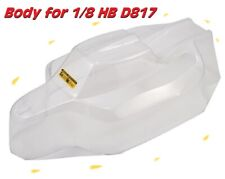 Carrozzeria Body for 1/8 Buggy OFF ROAD by SP  for  HB Racing D817 cod. SPBD0020