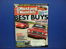 Mustang Monthly,August 2007,Best Buys How-To Replace Windshield Backlights M2437