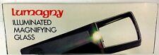 Lumagny Vierkant Vergrootglas met licht, vergroting 2x (VG16)