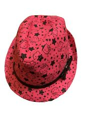Girls Hello Kitty hat pink/black new no tags