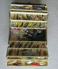 Old Pal 1290 Tackle Box - 6 Tray - Loaded