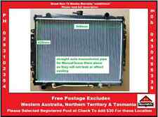 Radiator Holden Rodeo Auto Manual New TF G3 G6 1987-1997 2.6Ltr Petrol New