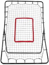 New listing NEW Pitch Back Rebound Net Baseball Throwing Pitching Return Bounce Training